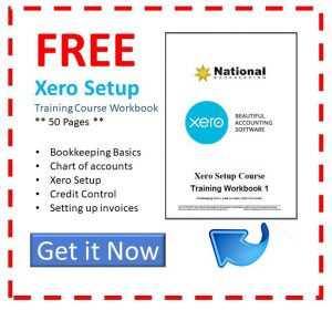 Learn how to use Xero accounting software for free online in the Setup Training Course