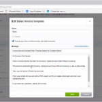ACCTXER511109 Xero Training - Learn how to Customise the Email Settings *Locked*