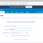 ACCTXER511202 Xero Training - Learn to Add a Credit Card