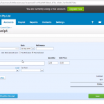 ACCTXER5120506 Xero Training - Learn to Add, Edit and Delete Receipts to Expense Claims