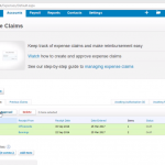 ACCTXER5120507 Xero Training - How to Submit an Expense Claim for Approval